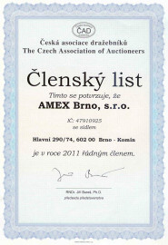 AMEX Brno,s.r.o.